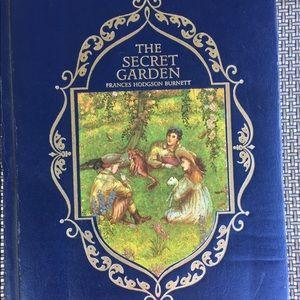 Vintage Hardcover Secret Garden
